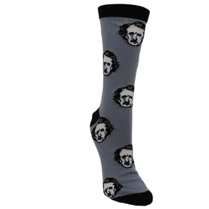 Poe-ka Dot Book Socks - Small - The Sock Spot