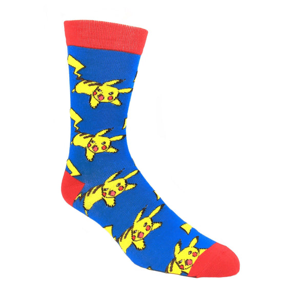 Socks - Pokémon Pikachu Action Socks