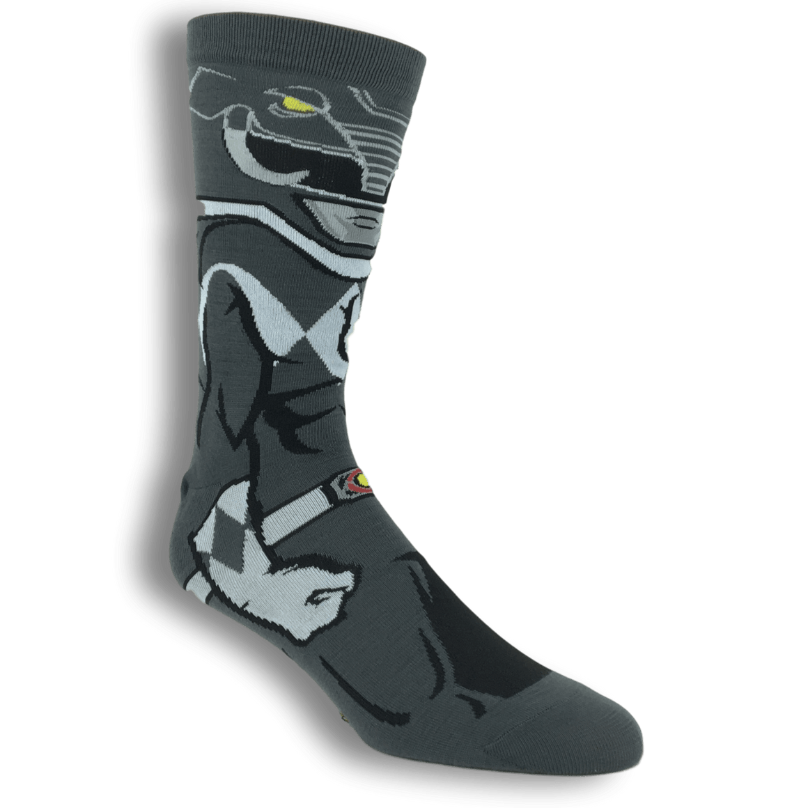 Socks - Power Rangers Black Ranger 360 Socks