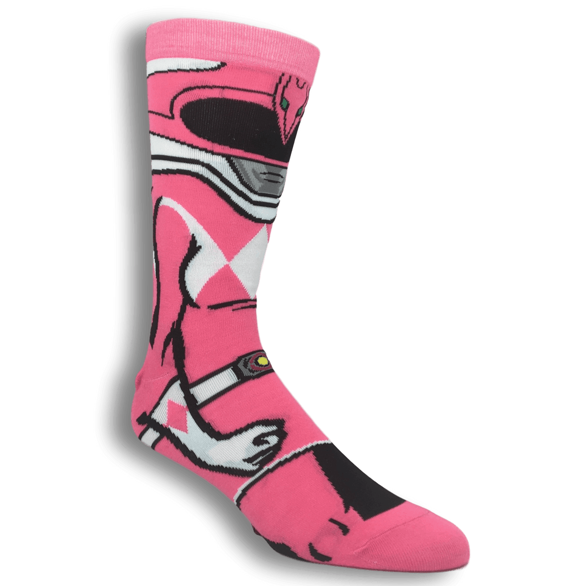 Power Rangers Pink Ranger 360 Socks - The Sock Spot