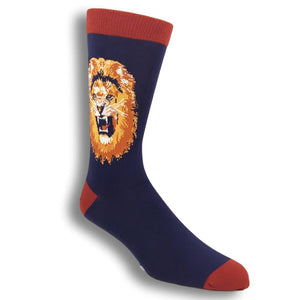 Roaring Lion Bamboo Socks by SockSmith - The Sock Spot
