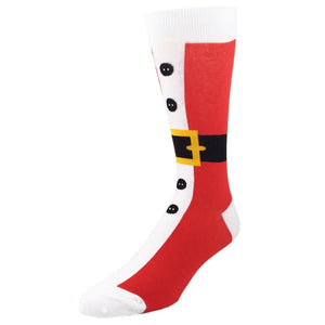 Socks - Santa Suit Christmas Socks