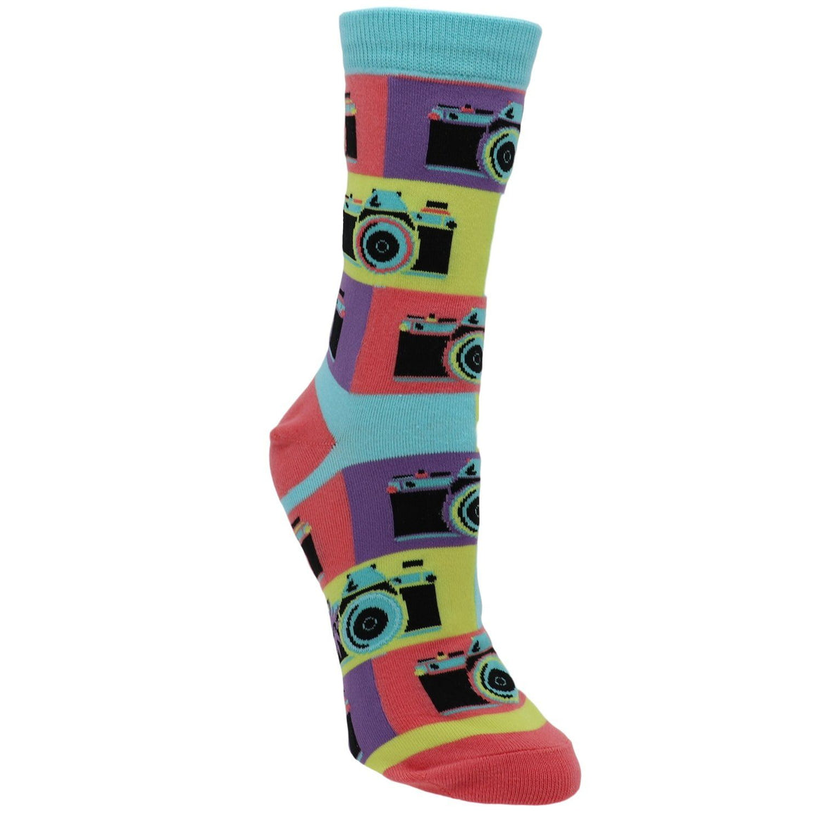 Say Cheese Women's Socks by Sock it to Me - The Sock Spot
