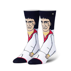 Scarface Kingpin 360 Socks by Odd Sox - The Sock Spot