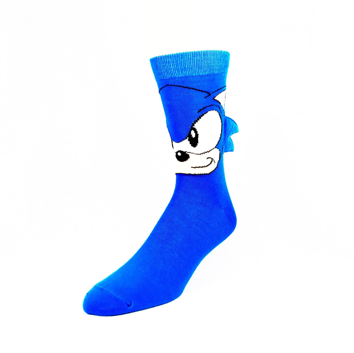 Sega Sonic with Quills 3D Socks