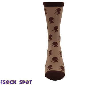 Sherlock Holmes Book Socks - Large by Out Of Print - The Sock Spot