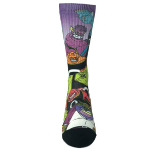 Socks - Space Jam Villains Printed Socks