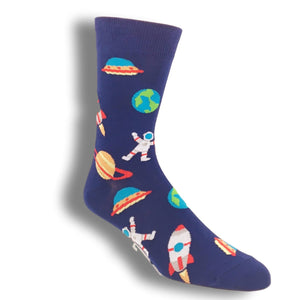Space Travel Socks by Good Luck Sock - The Sock Spot