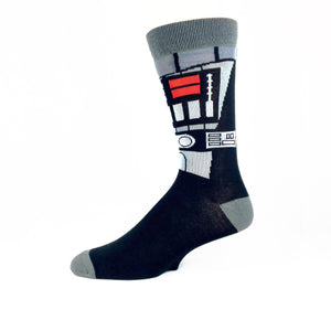 Star Wars Darth Vader Suit Socks - The Sock Spot