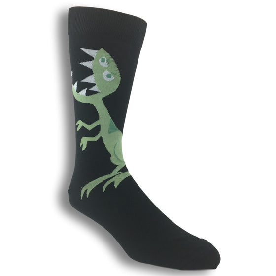 Socks - T-Rex Drawing Socks