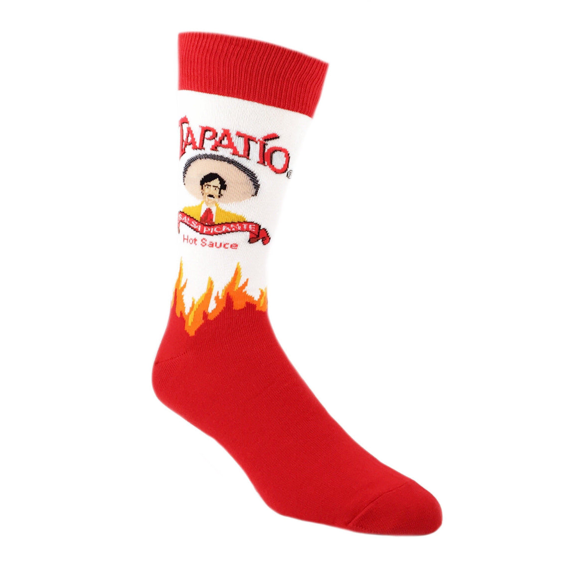 Tapatio Hot Sauce Socks - The Sock Spot