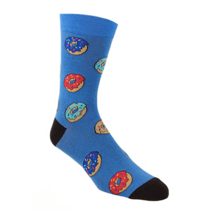 Tasty Donuts Socks by Good Luck Sock - The Sock Spot