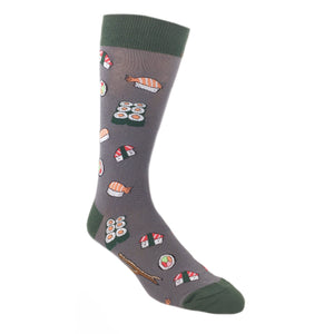 Tasty Sushi Food Socks