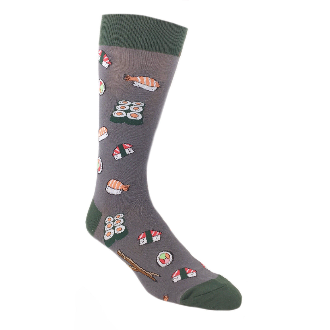 Tasty Sushi Food Socks - The Sock Spot
