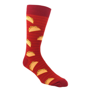 Tasty Taco Socks - The Sock Spot