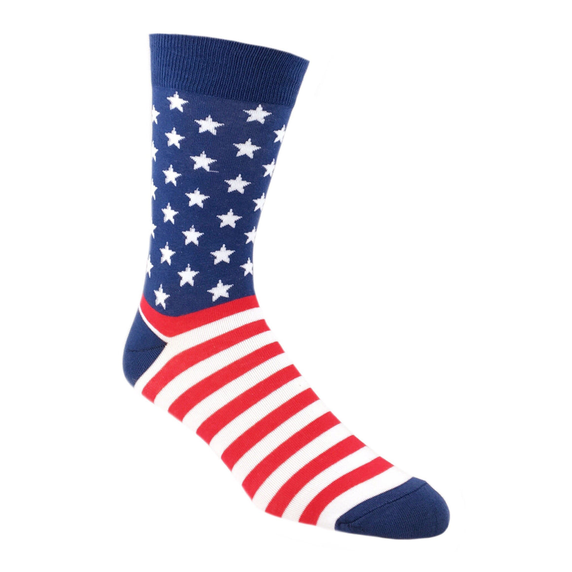 Socks - Team America Patriotic Flag Socks