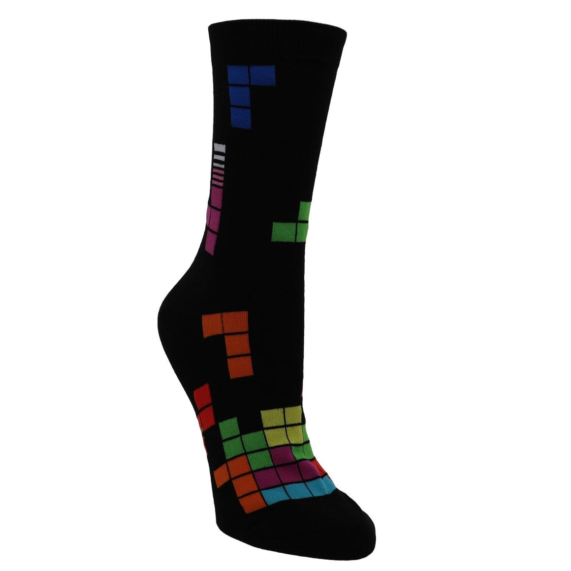 Tetris High Score Women's Socks by Sock it to Me - The Sock Spot