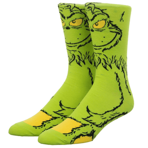 The Grinch 360 Christmas Socks - The Sock Spot
