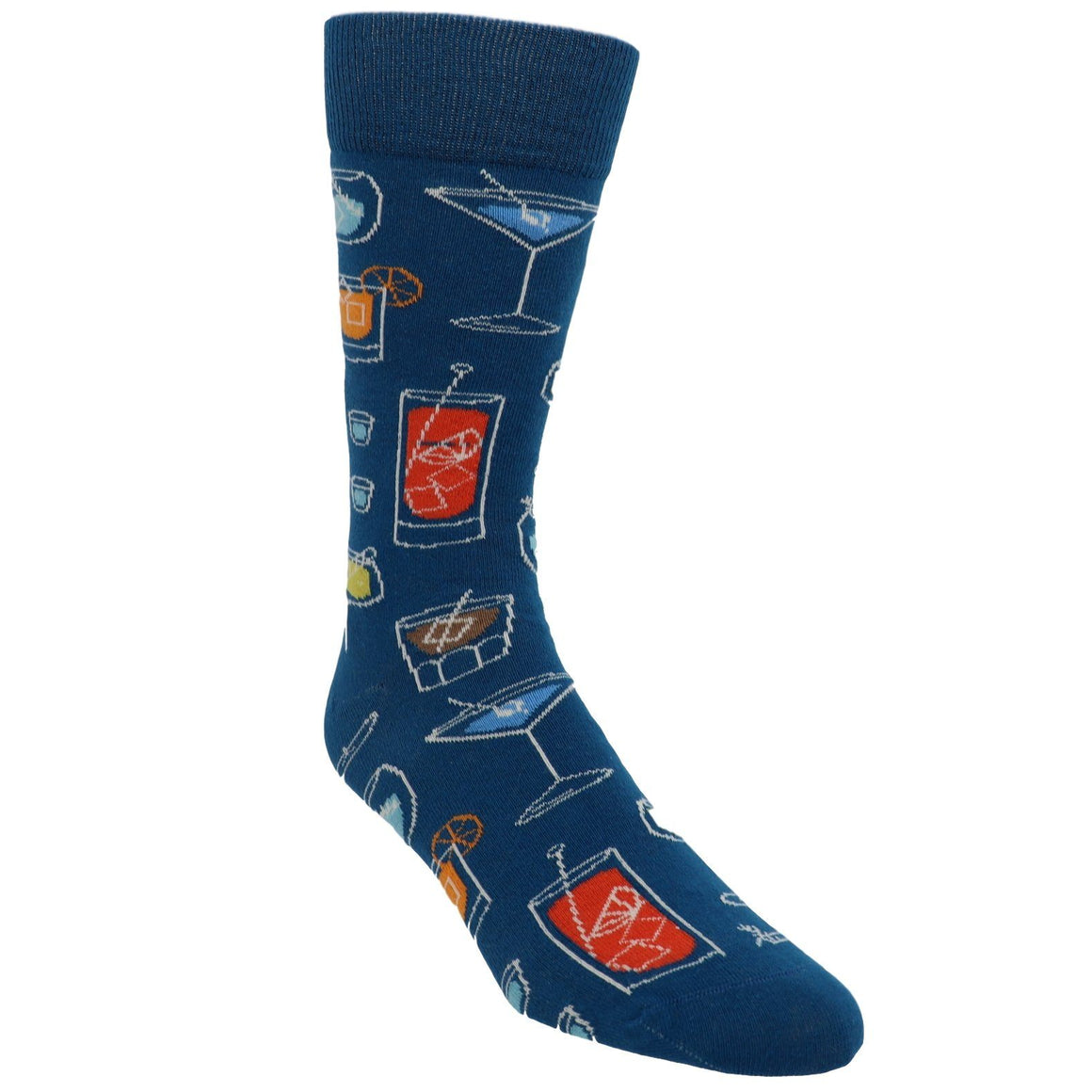 The Old Fashioned Unisex Socks by Funatic - The Sock Spot
