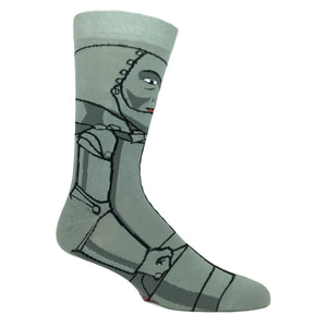 The Wizard of Oz Tin Man 360 Socks - The Sock Spot