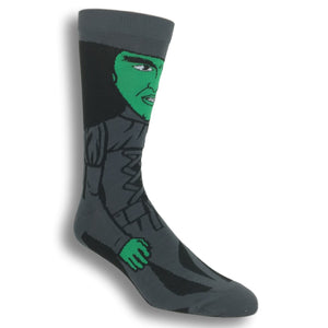 The Wizard of Oz Wicked Witch 360 Socks - The Sock Spot
