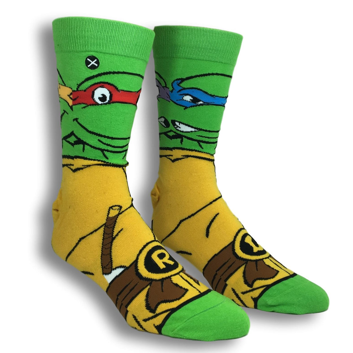 TMNT Ninja Turtles 360 Socks - The Sock Spot