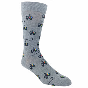 Video Game Controller Socks by K.Bell - The Sock Spot