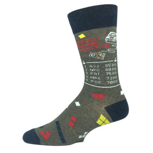 Video Game Master Socks by Funatic - The Sock Spot