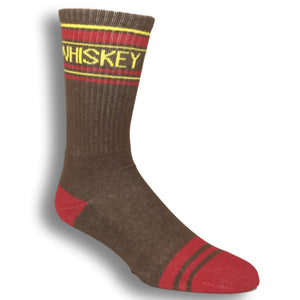 Socks - Whiskey Athletic Socks Made In The USA By Gumball Poodle