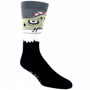 Zombie Ankle Biter Socks by K.Bell - The Sock Spot