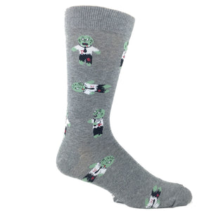 Socks - Zombies Coming To Get You Socks