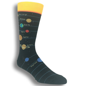 Solar System Socks by Foot Traffic - The Sock Spot