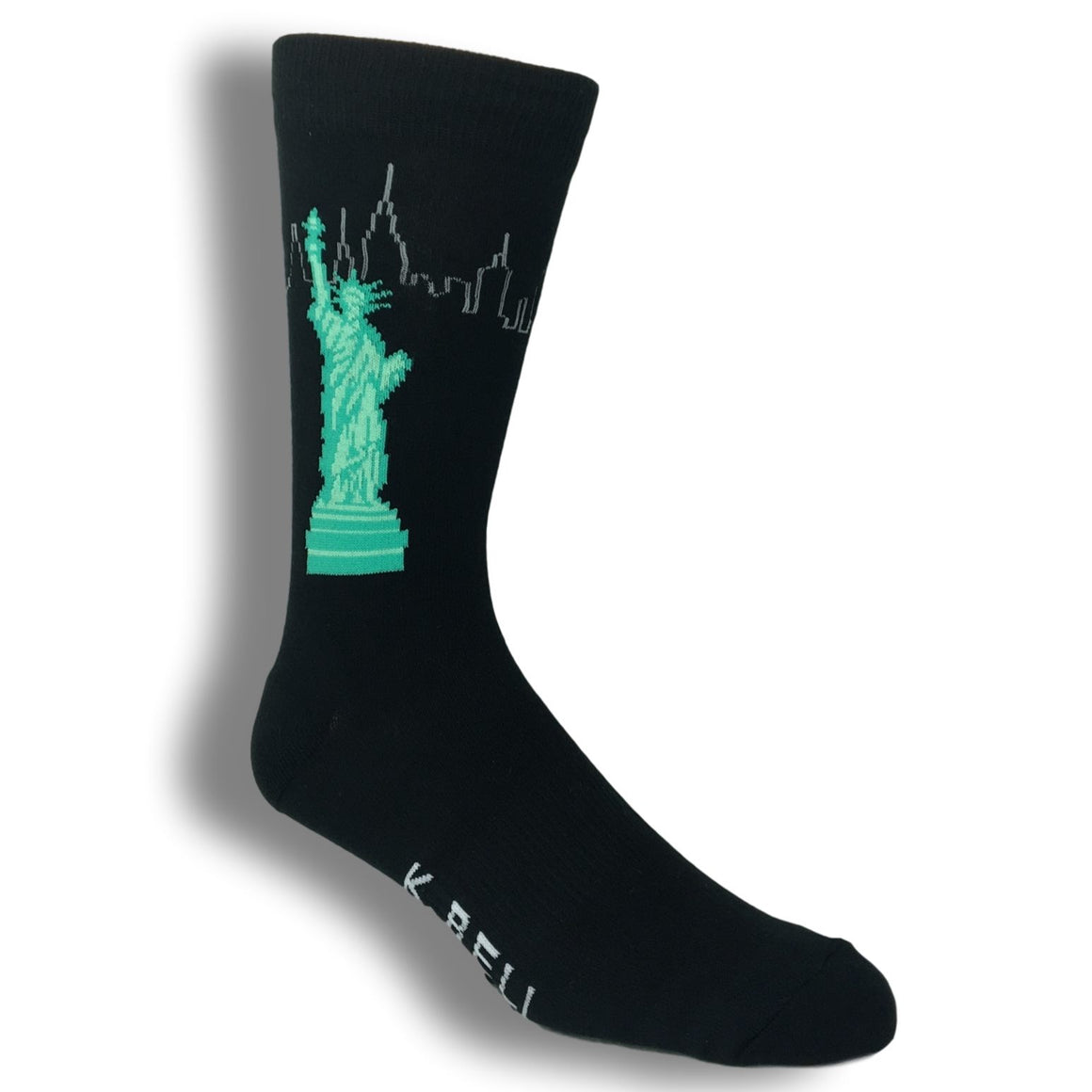 Statue Of Liberty Socks - Made In America