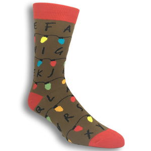 Stranger Socks by Oooh Yeah Socks - The Sock Spot