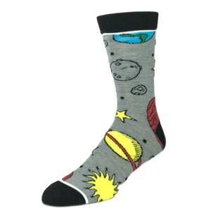 The Planets Socks - The Sock Spot