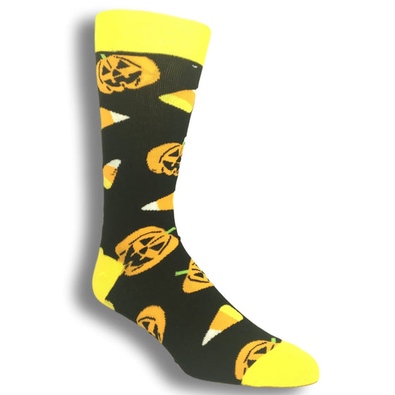 Trick Or Treat Halloween Socks By Oooh Yeah Socks