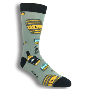 Whiskey Me Socks By Oooh Yeah Socks