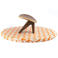 the Mark II LTD + Mat meditation bench by Meditation Hardware