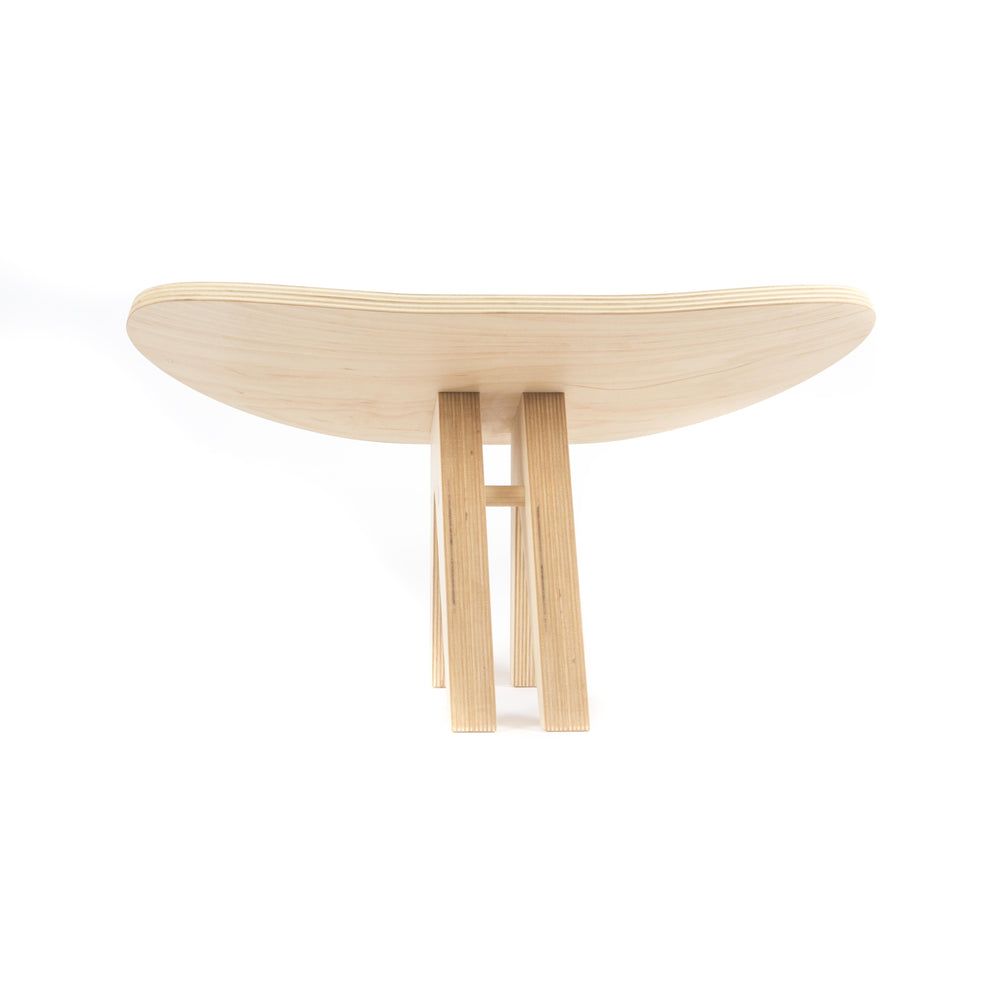 the Mark II Pro meditation bench by Meditation Hardware