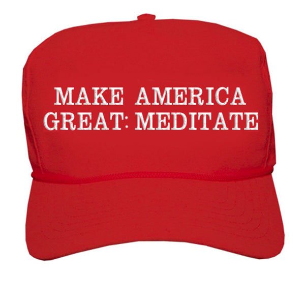 Meditation Hardware Equanimity Hat