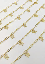Load image into Gallery viewer, Dainty Multi Butterfly Choker