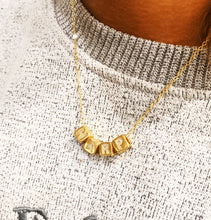 Load image into Gallery viewer, Letter Initial Necklace