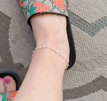 Load image into Gallery viewer, Neutral/Cream Anklet