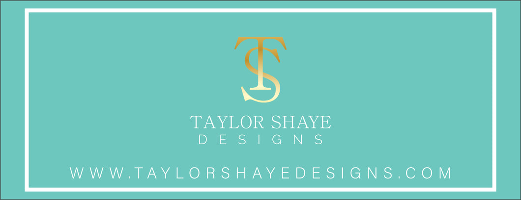 Taylor Shaye Designs Gift Card