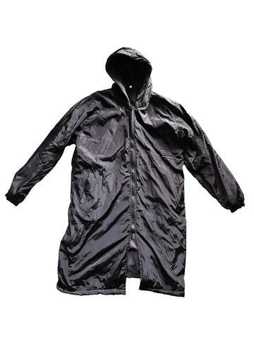 Sport Parka Coat  Black Coal - RR Model - Sports Parkas - swim_shop - Triathlon_shop