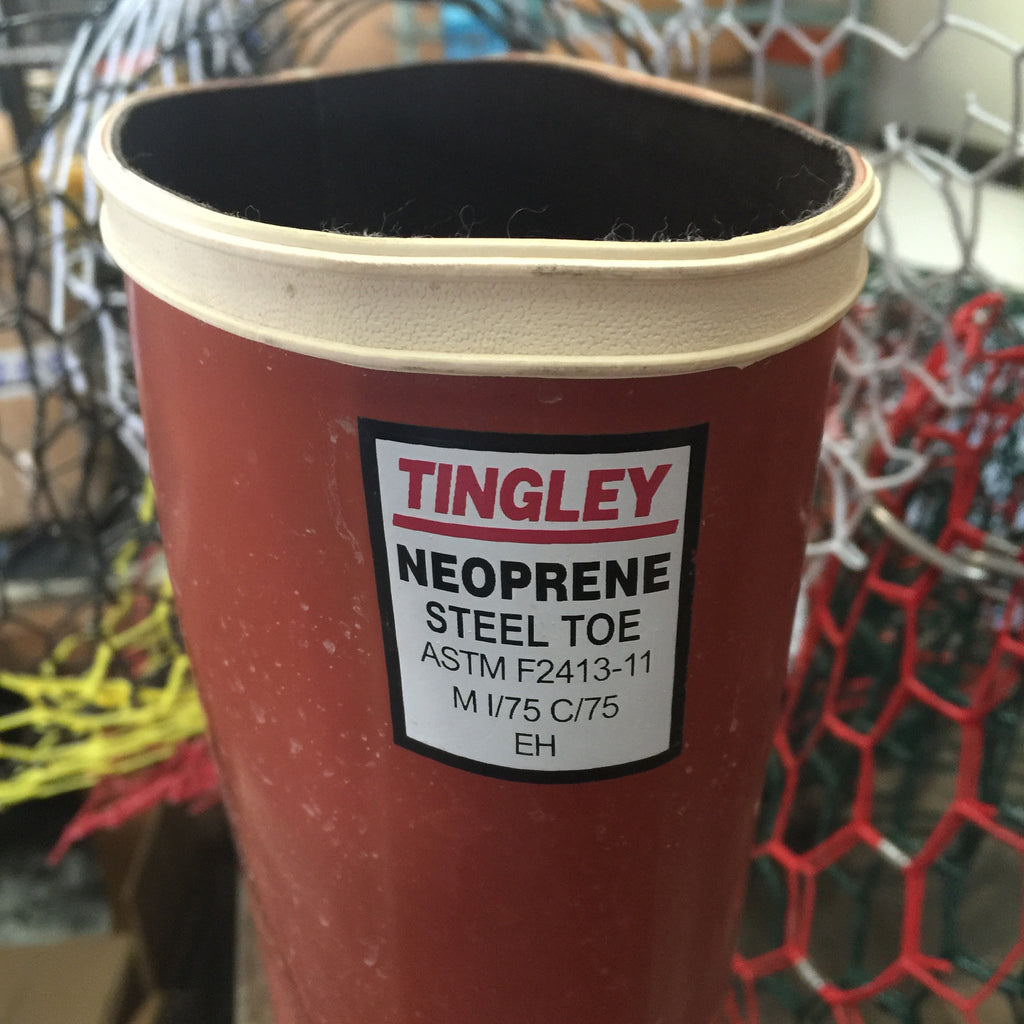 2019 is the Year to Step into Tingley Deck Boots