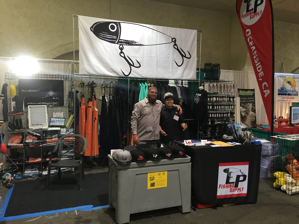 LP Fishing Supply at Fred Hall in Del Mar