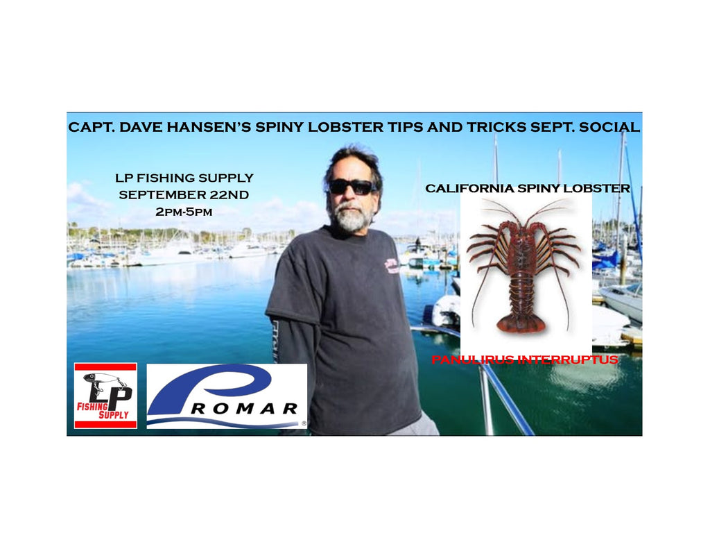 Our 2019 Hoopnet Social Will Feature Capt. Dave Hansen from YourSaltWaterGuide.com!