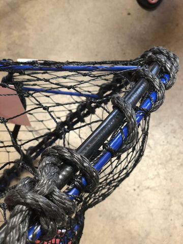 Promar Ambush Hoop Net with Weight Ring and Deck Guard