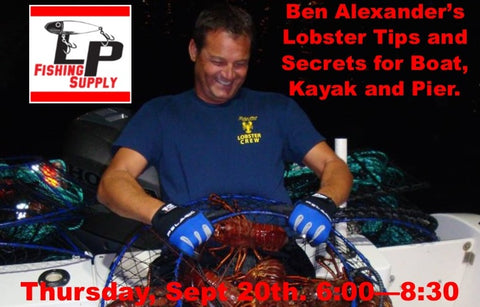 LP Fishing Supply with Ben Alexander